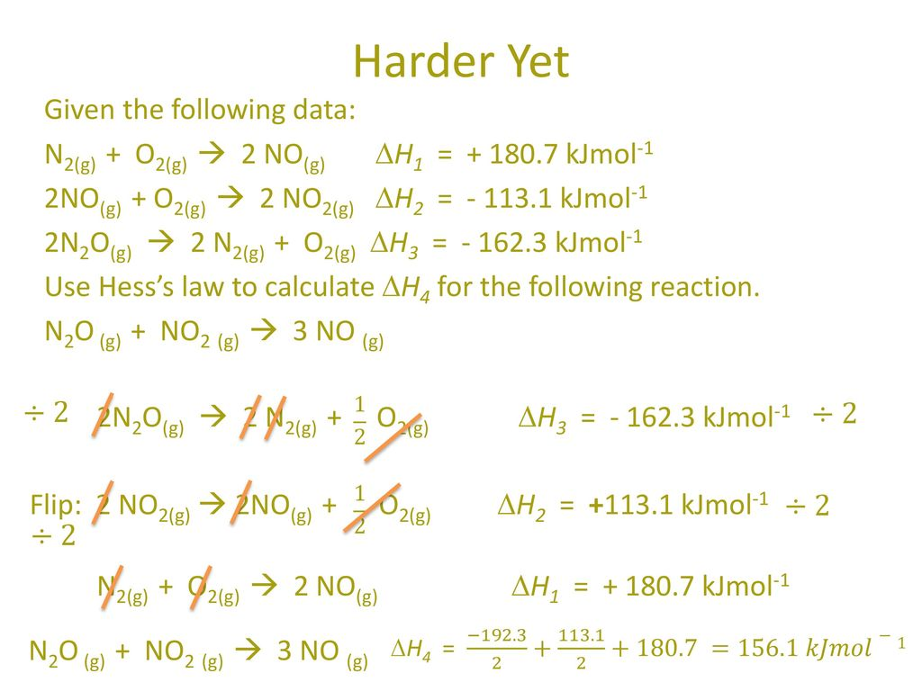 Worksheets Hess Law Worksheet ib sl chemistry mrs page ppt download 21 harder