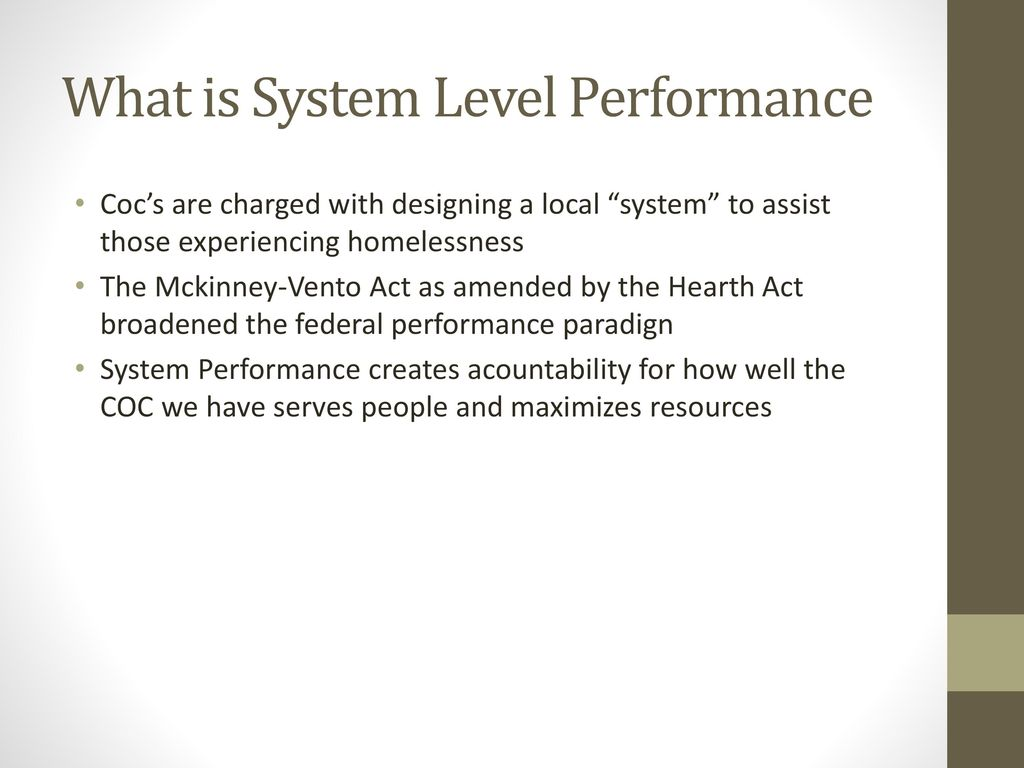Emergency Shelter & Housing Assistance Program (ESHAP) - ppt