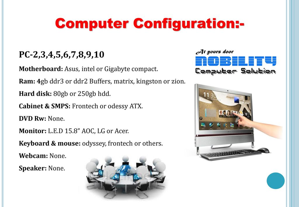 Nobility Computer Solution - ppt download