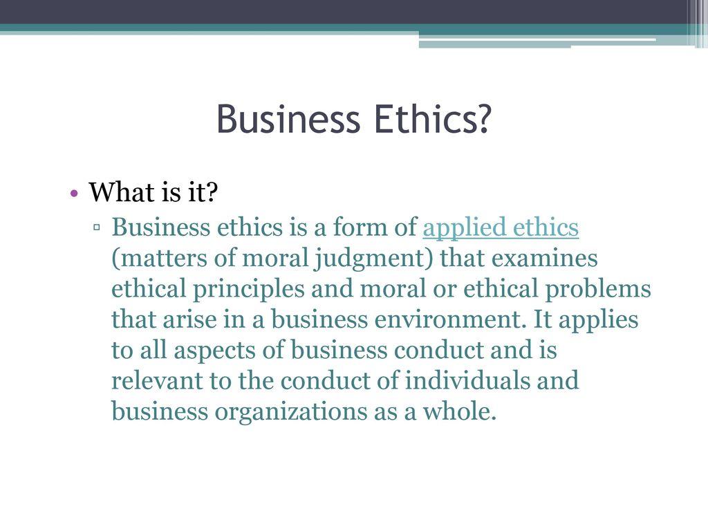 "Global Ethics: ""SAP ERP"" - ppt download"