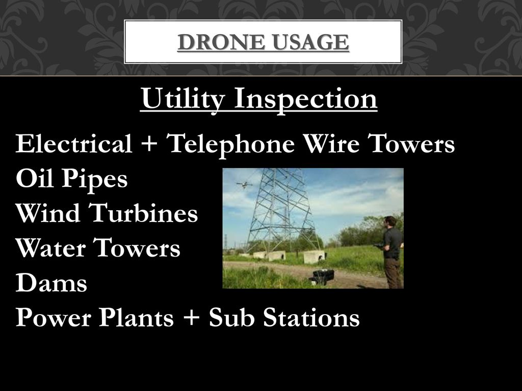 Drones Taking Flight for Public Entities - ppt download