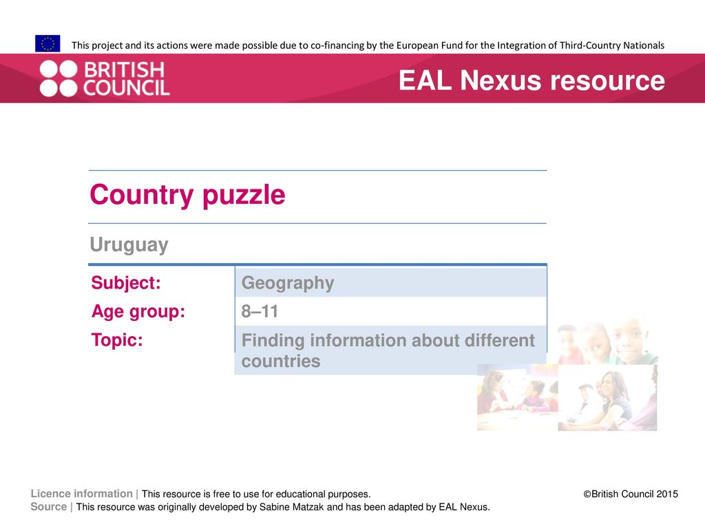 Where Is Uruguay Located On The Map, Eal Nexus Resource Country Puzzle Uruguay Subject Geography, Where Is Uruguay Located On The Map