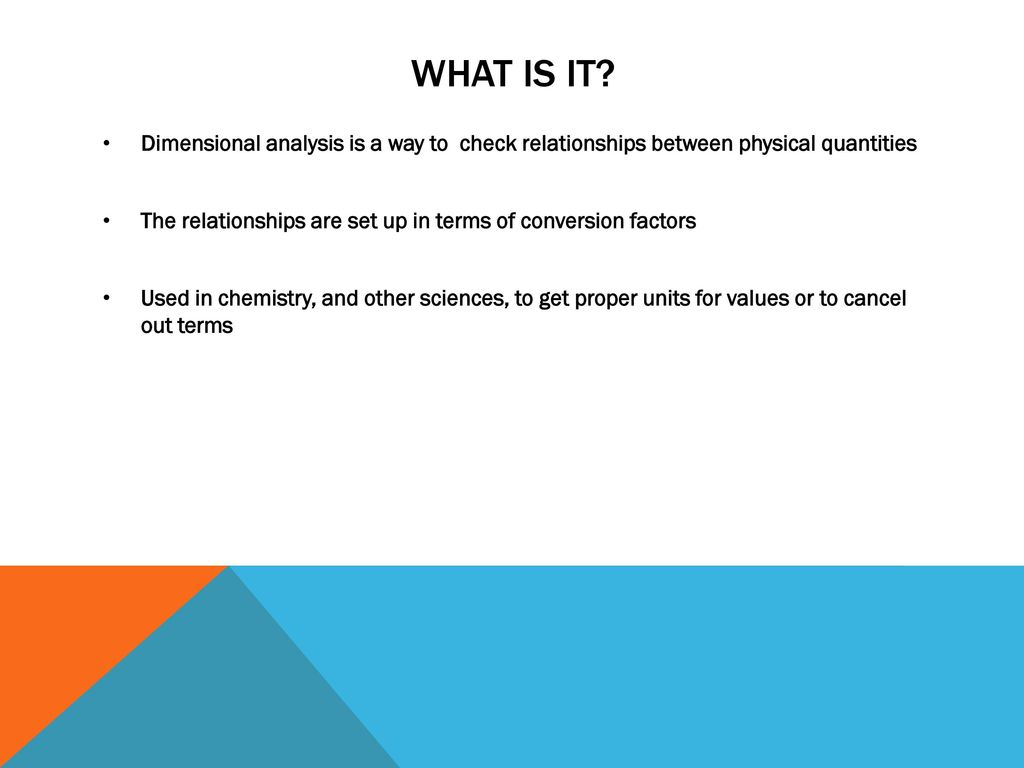 Worksheets Dimensional Analysis Physics Worksheet dimensional analysis casey lineberry ppt download what is it a way to check relationships between physical quantities