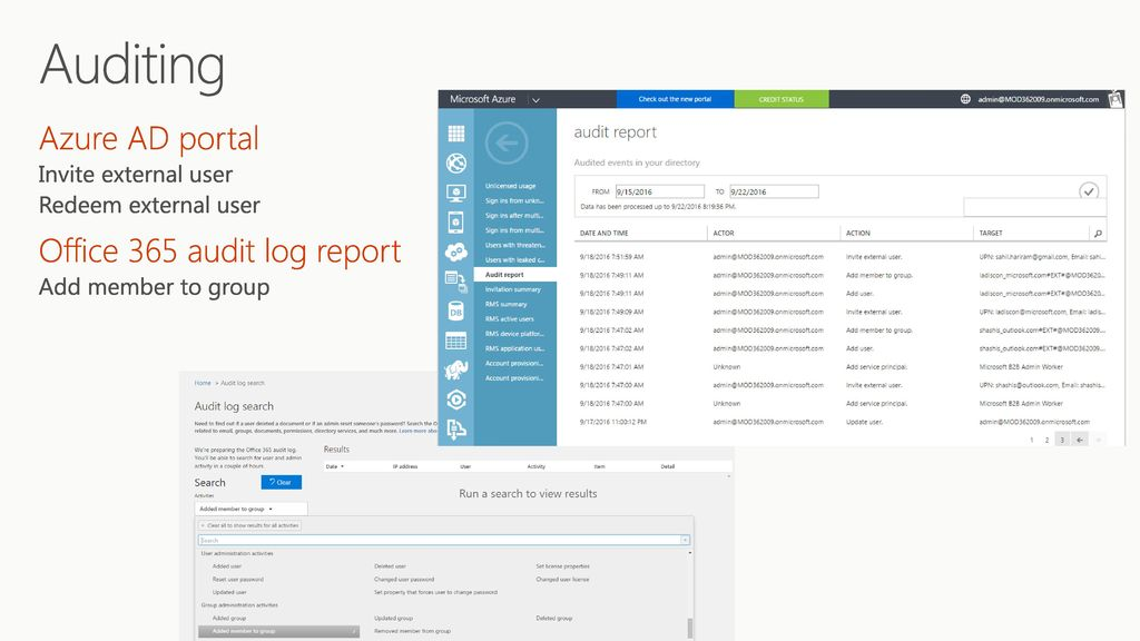 Collaborate outside the firewall with Office 365 Groups - ppt download