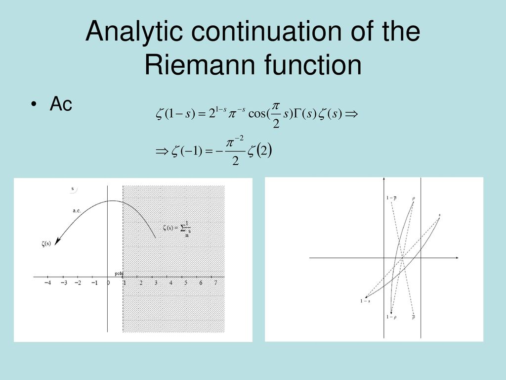 Analytic continuation of the Riemann function