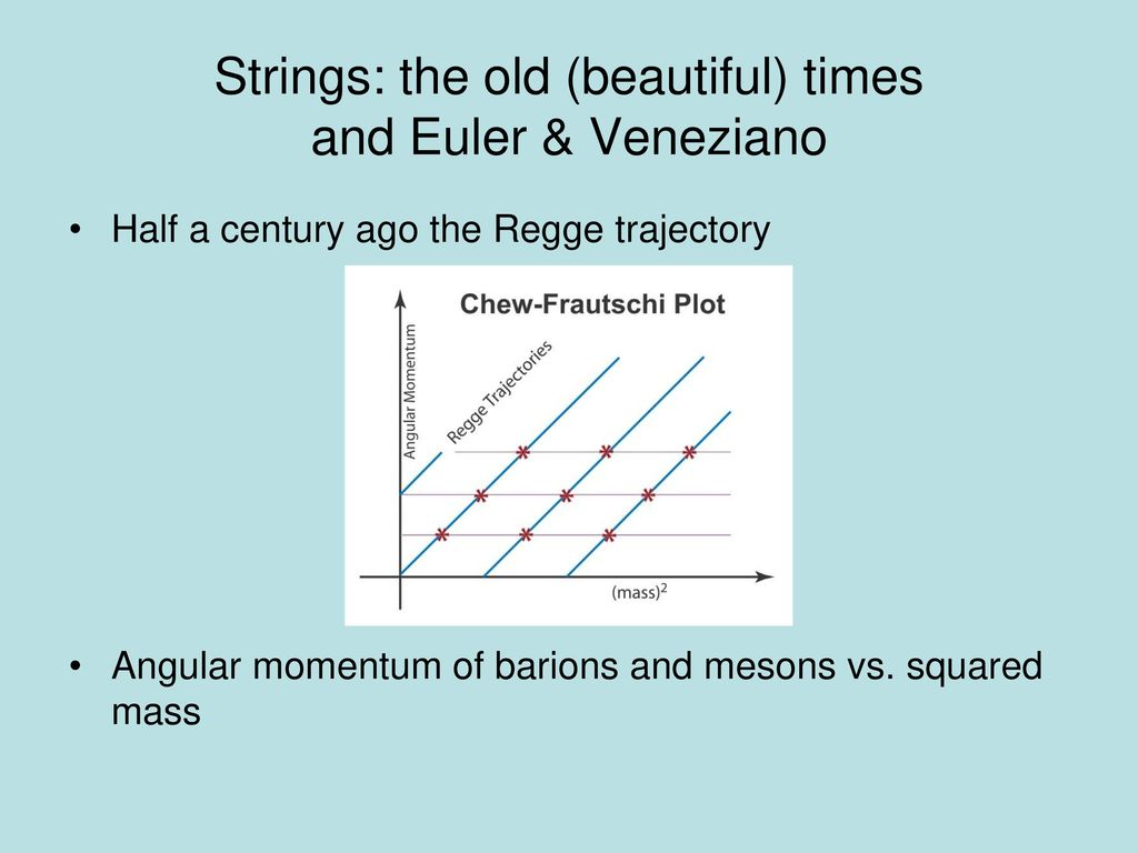 Strings: the old (beautiful) times and Euler & Veneziano