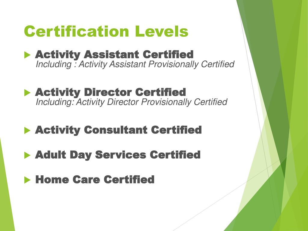 Nccap Certification Process Ppt Download