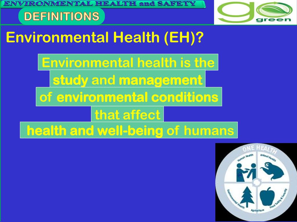 environmental health and safety - ppt download