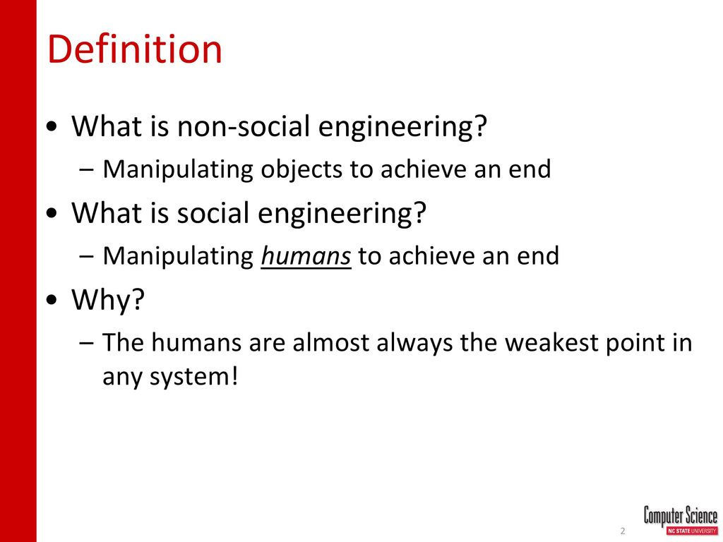 human factors and social engineering - ppt download
