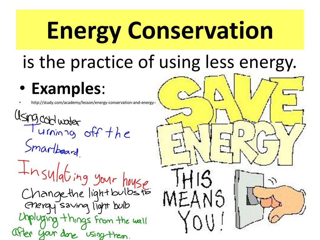Conservation Of Energy Examples Images - example cover letter for resume