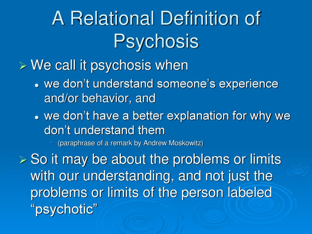 cbt for psychosis an individualized, recovery oriented approach