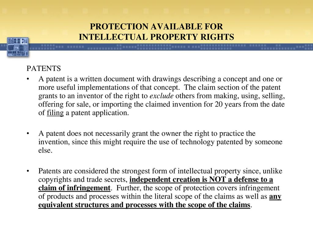 Protection of property rights. The concept and methods of protection of property rights 73