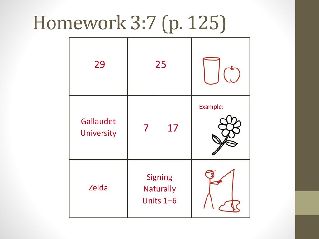 signing naturally unit 7 homework answers