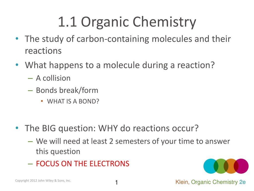 What is a molecule