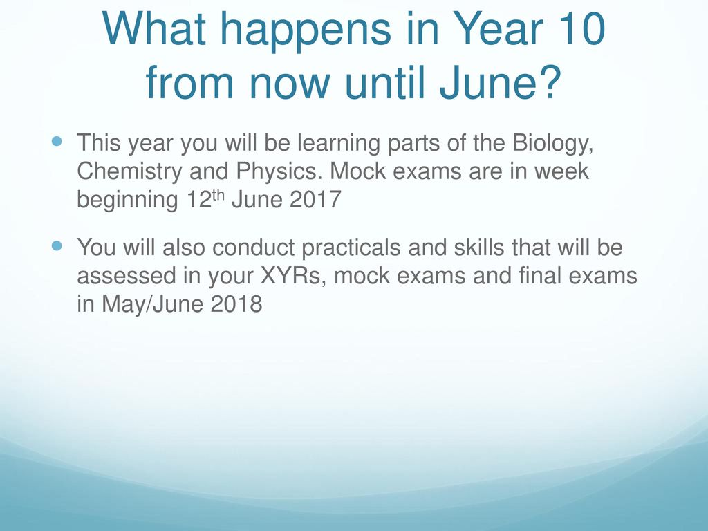 Welcome to the NEW GCSE Science! - ppt download
