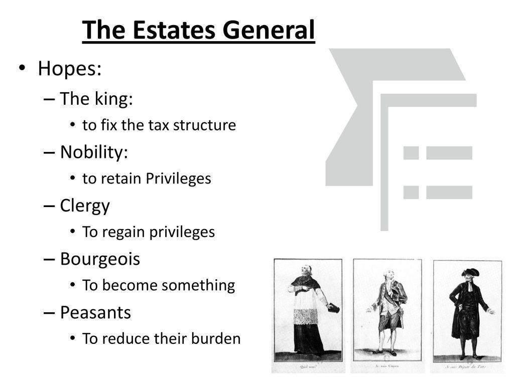 estates general ap euro
