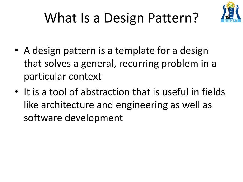 What Is Pattern Unique Design