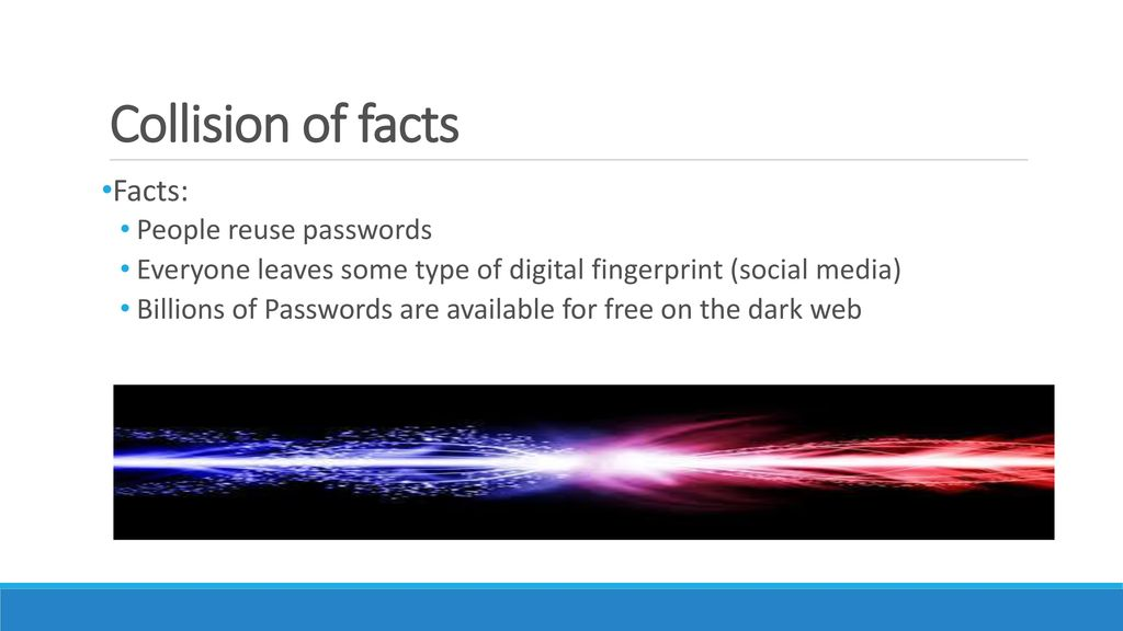 Dark Web Facts