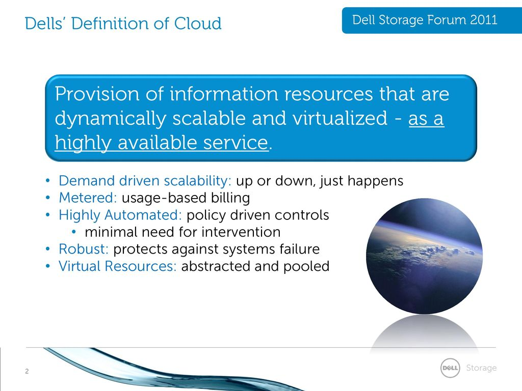 reducing risk with cloud storage - ppt download