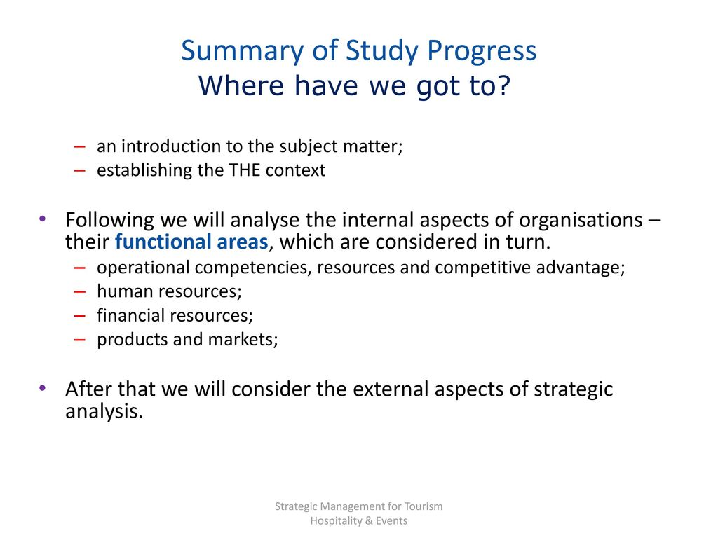 Lecture 1. Brief summary. Human Aspects
