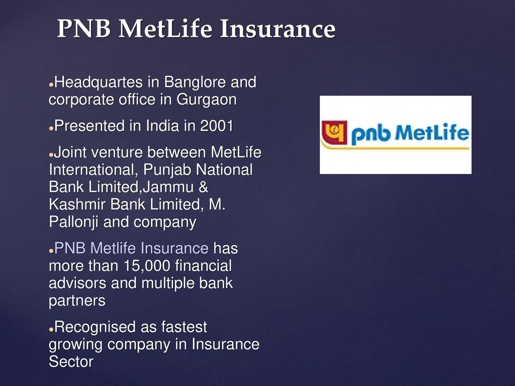 Best Life Insurance Company In India For Ppt Download