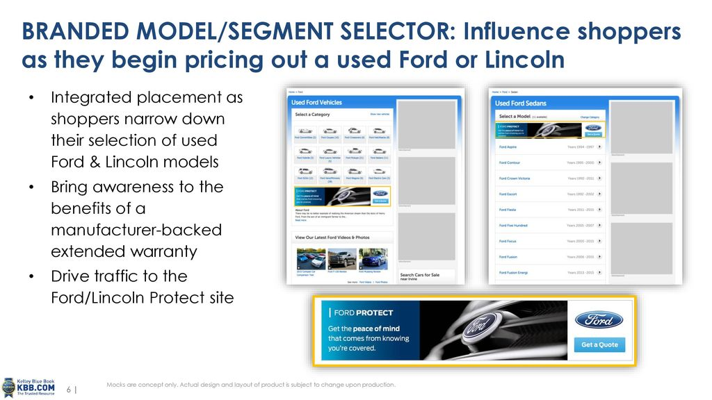 Ford Extended Warranty >> Ford Lincoln Protect Ppt Download
