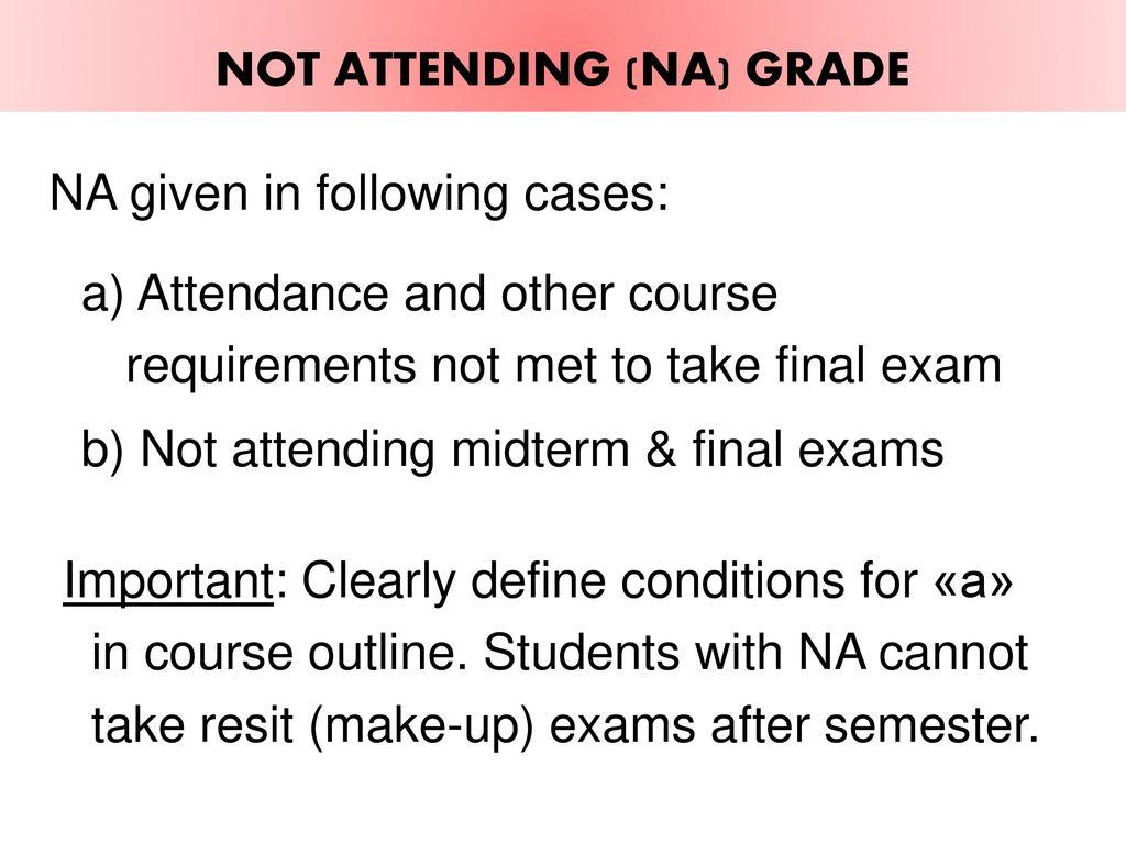 METU Academic Rules and Regulations for Undergraduate