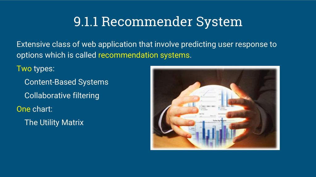 Recommender Systems 01 , Content Based , Collaborative