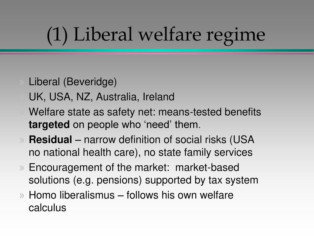welfare states and inequalities university of castellanza - ppt download