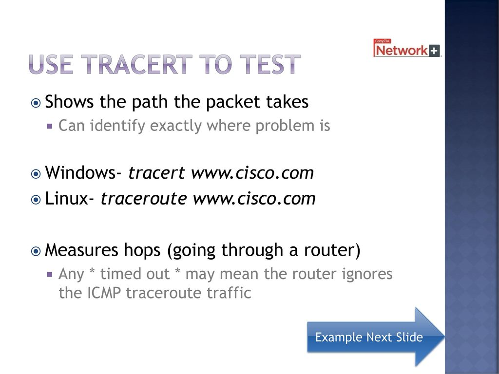 Troubleshooting ip Chapter 5e  - ppt download