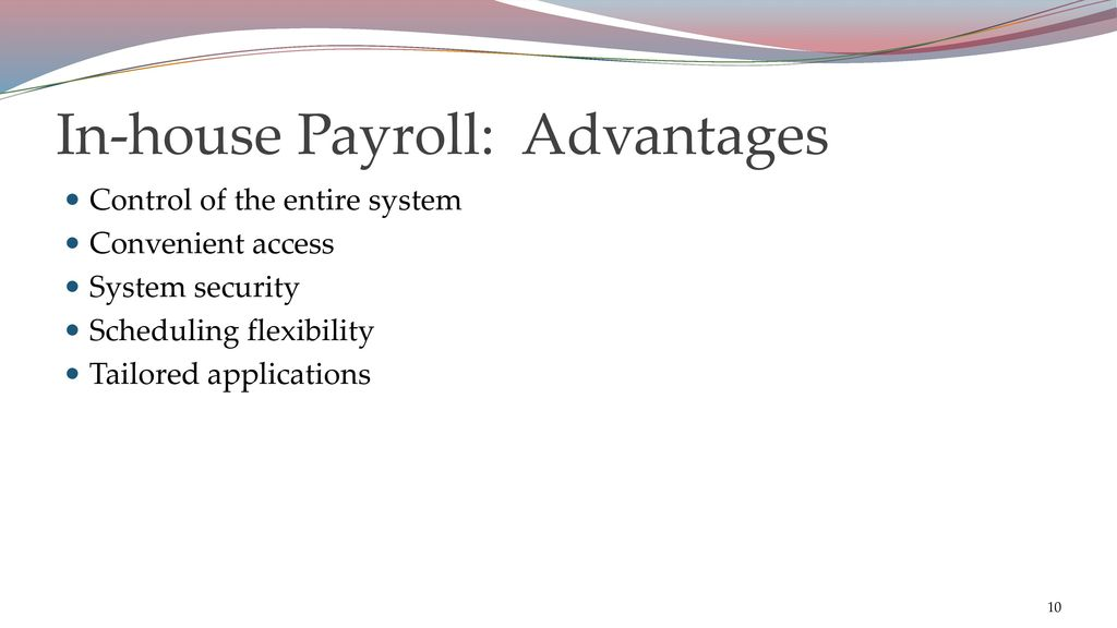 Miraculous Payroll Systems And Technology Ppt Download Download Free Architecture Designs Licukmadebymaigaardcom