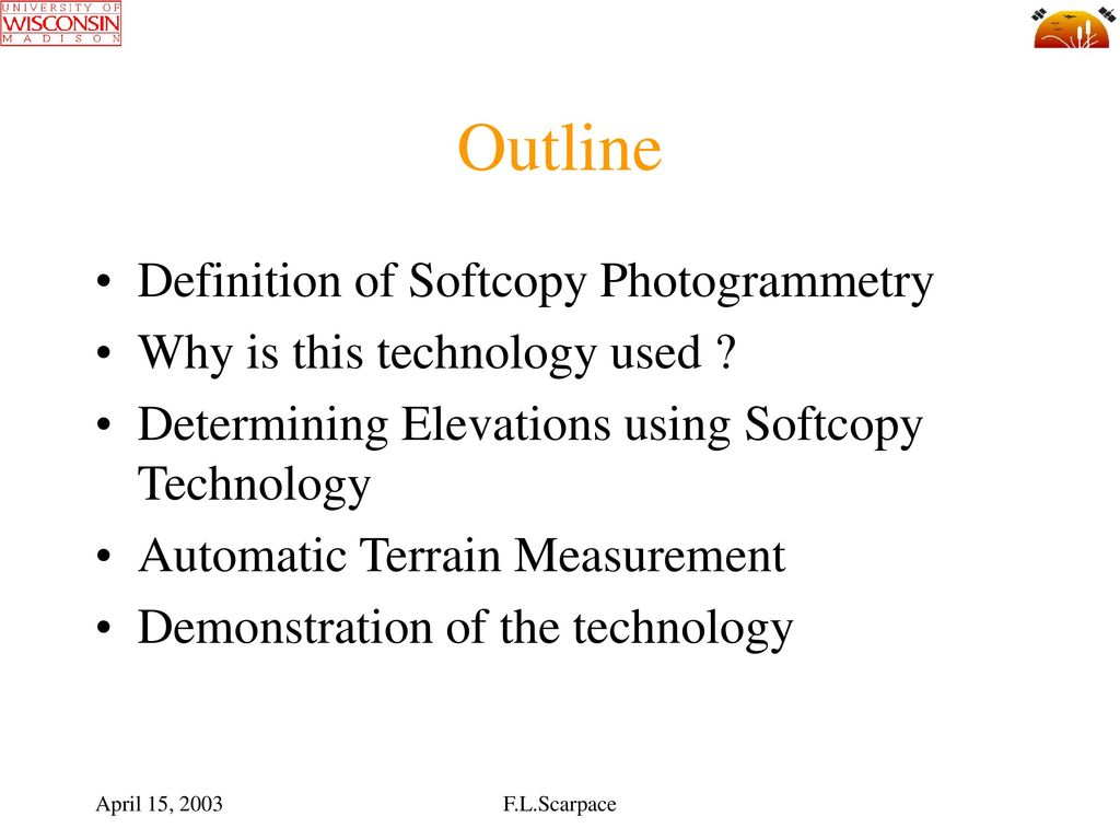 softcopy photogrammetry - ppt download