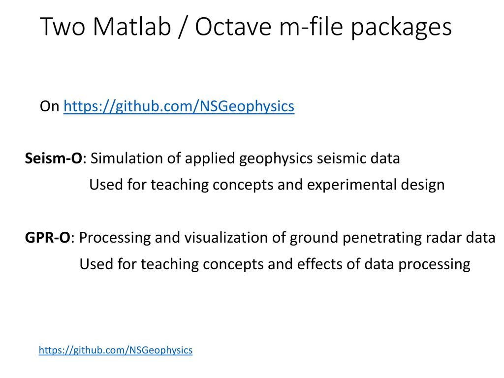 Developing Computational Skills in the Sciences with MATLAB