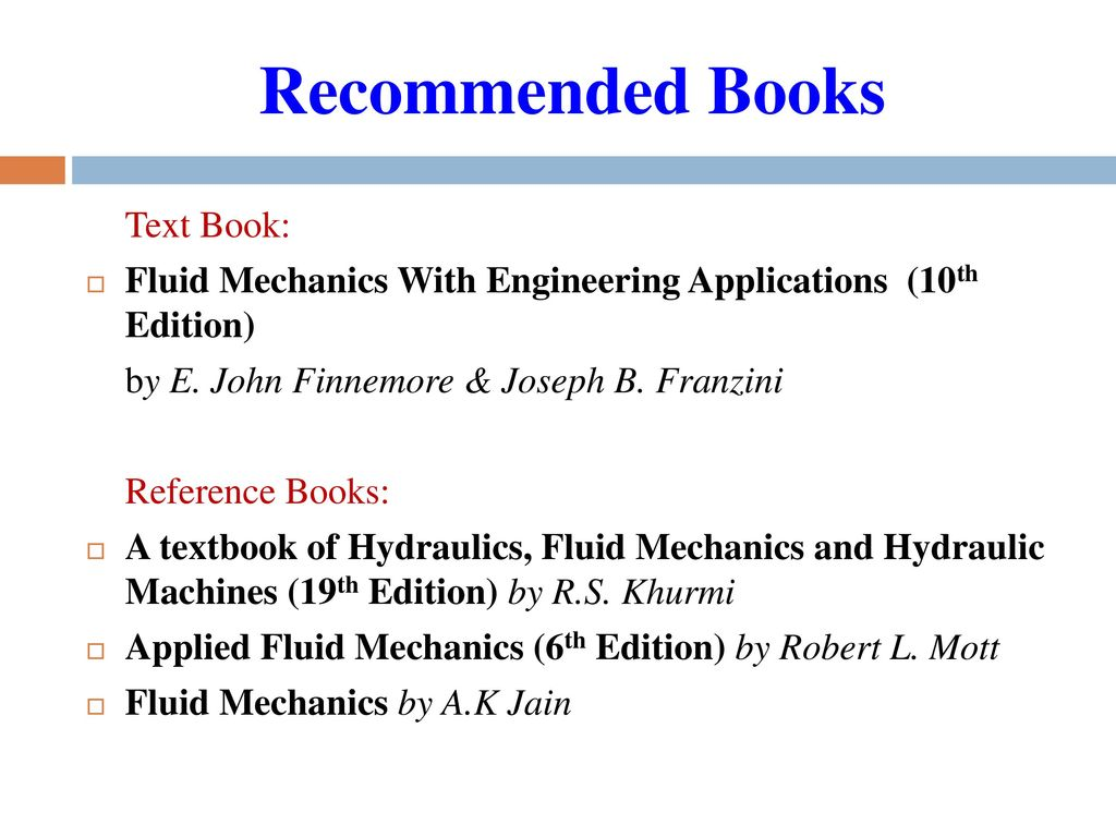 Fluid mechanics ce 201 ppt download 2 recommended fandeluxe Image collections