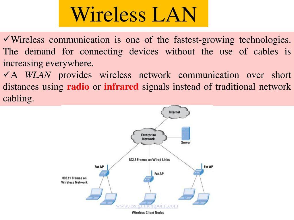 802 11x Wireless Network Diagram | Wiring Library