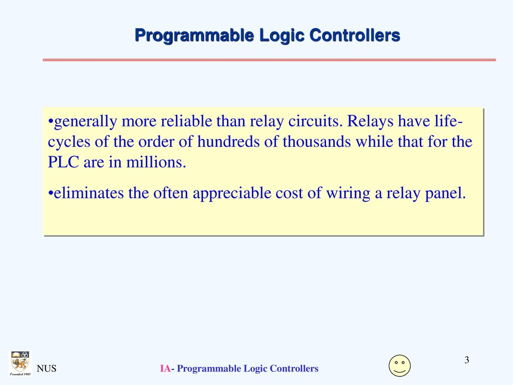 Programmable Logic Controllers Ppt Download Cost Of Electromagnetic Relay 3