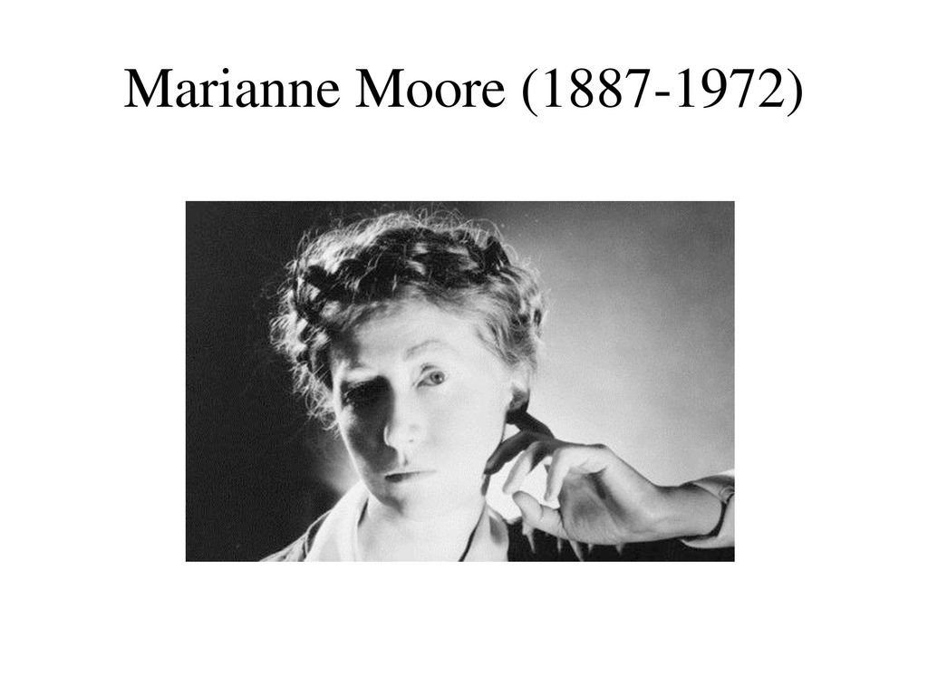 poetry by marianne moore theme