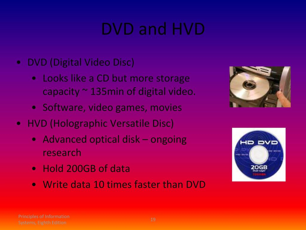 Processing Device And Storage Devices Ppt Download Working Of Digital Versatile Disc Dvd 19 Hvd Video