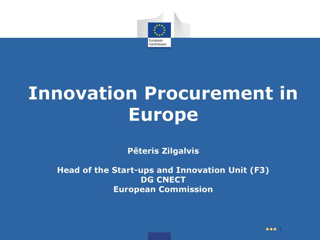 Dg cnect european commission