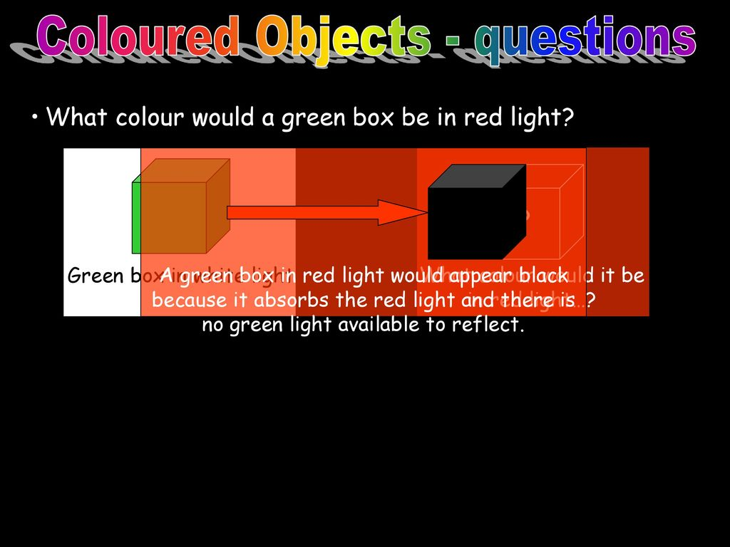 How do we see colour?  - ppt download