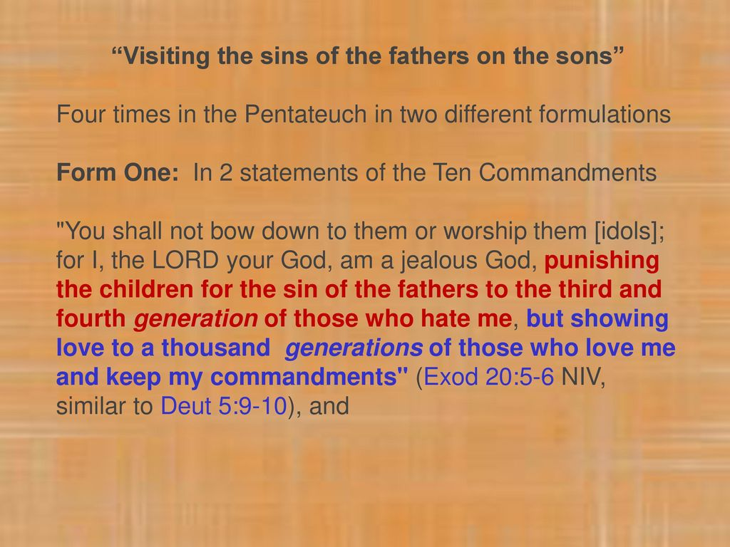 Reading The Old Testament In Its Contexts Ppt Download