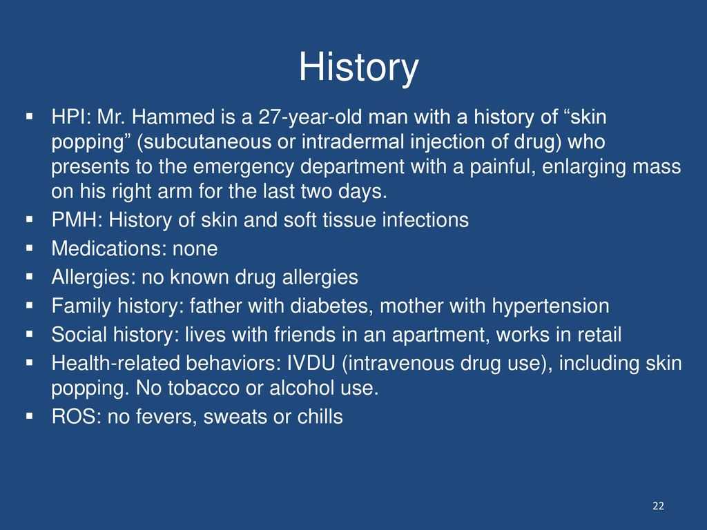 Bacterial Skin Infections - ppt download