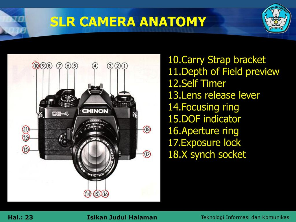 PHOTOGRAPHY TECHNIQUE - ppt download
