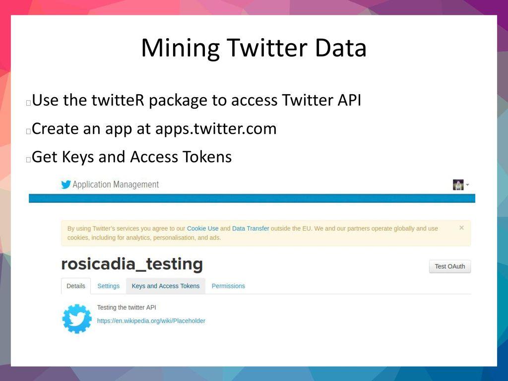 Twitter Mining & Sentiment Analysis - ppt download