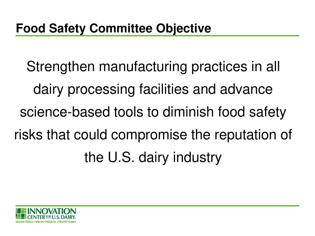 c436066b5c Leveraging the Collective Power of the Dairy Community - ppt download