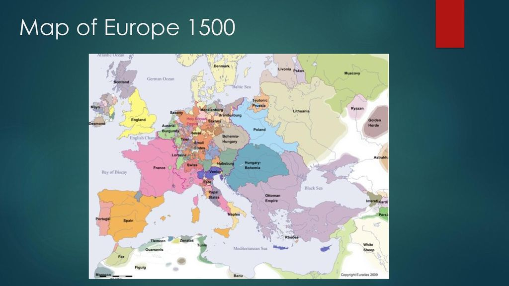Period 1: c.1450 to c.1648 Why 1450? Start of the ...