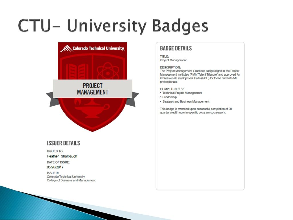 Connected Credentials! - ppt download
