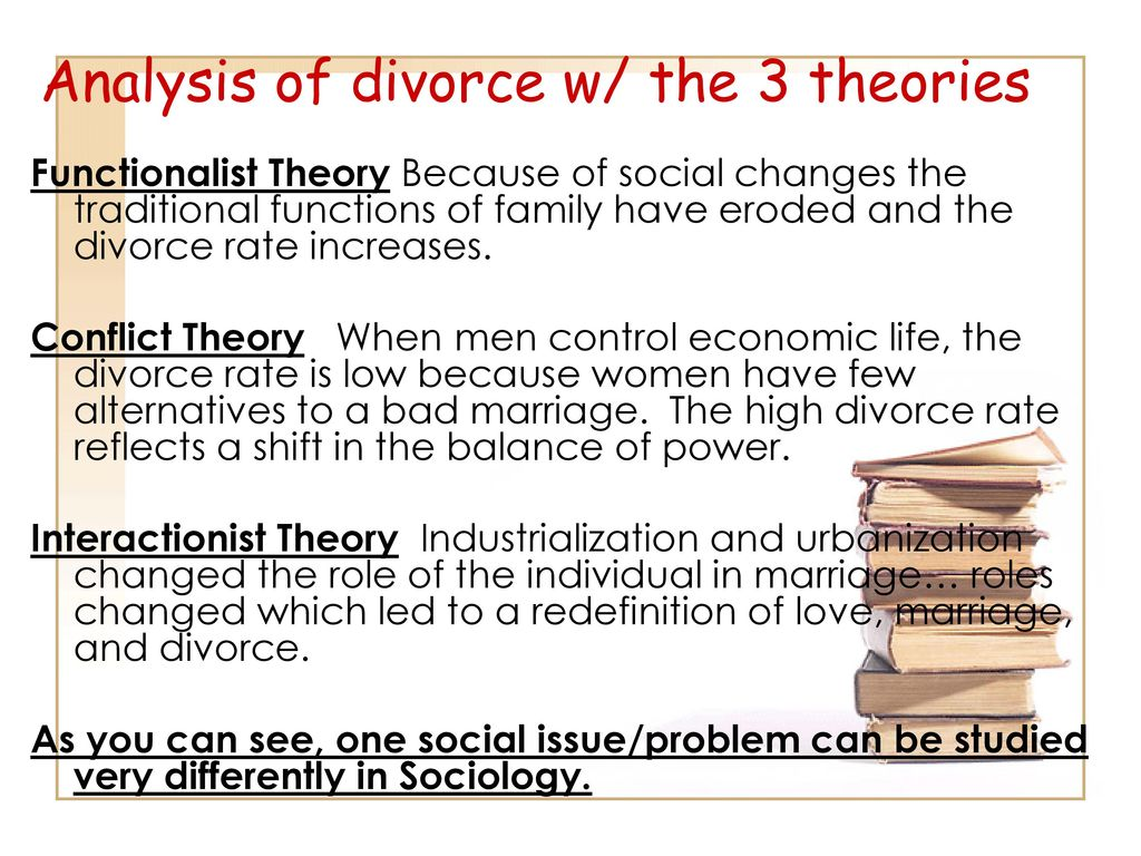 The Study Of Sociology Theories Ppt Download