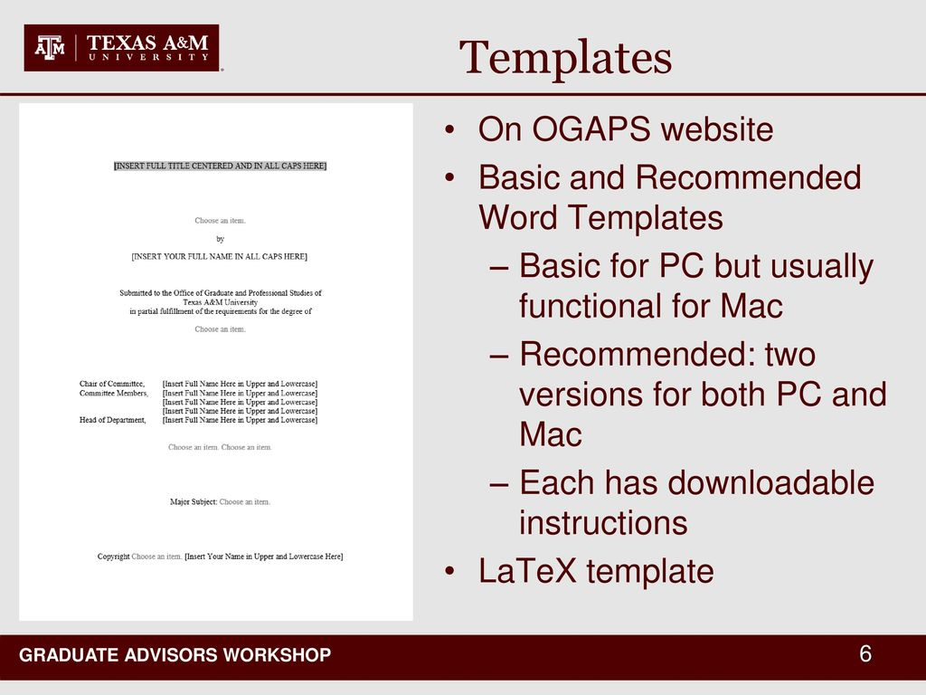 ogaps thesis template