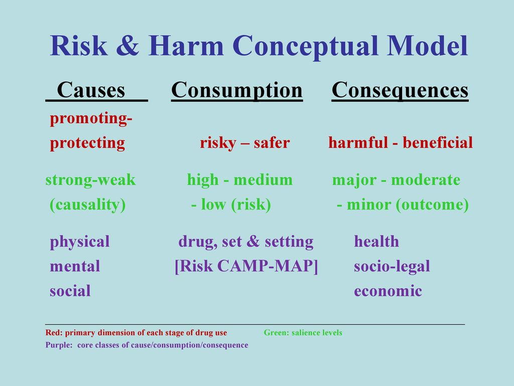 Harm to moderate health - consequences of an accident and possible penalties 33